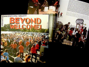 LP SCHWABINGGRAD BALLETT/ ARRIVATI BEYOND WELCOME