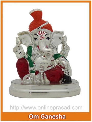 The Om Ganesha Idol , Zevotion - Sai Shagun, OnlinePrasad.com