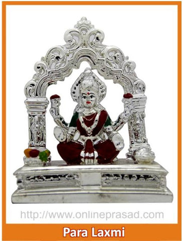 The Para Lakshmi Idol , Zevotion - Sai Shagun, OnlinePrasad.com