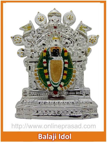 The Balaji Idol Idol - OnlinePrasad.com