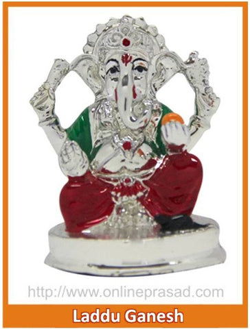 The Laddu Ganesha Idol , Zevotion - Sai Shagun, OnlinePrasad.com
