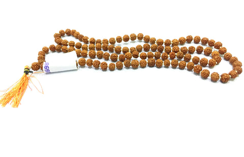 5 Mukhi Rudraksha Mala specially designed for kids - OnlinePrasad.com