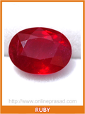 Ruby (Manik) , Zevotion Gemstone - Zevotion, OnlinePrasad.com  - 1