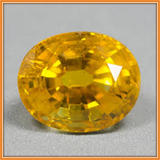 Yellow Sapphire (Pukhraj) , Zevotion Gemstone - Zevotion, OnlinePrasad.com  - 2