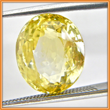 Yellow Sapphire (Pukhraj) , Zevotion Gemstone - Zevotion, OnlinePrasad.com  - 3