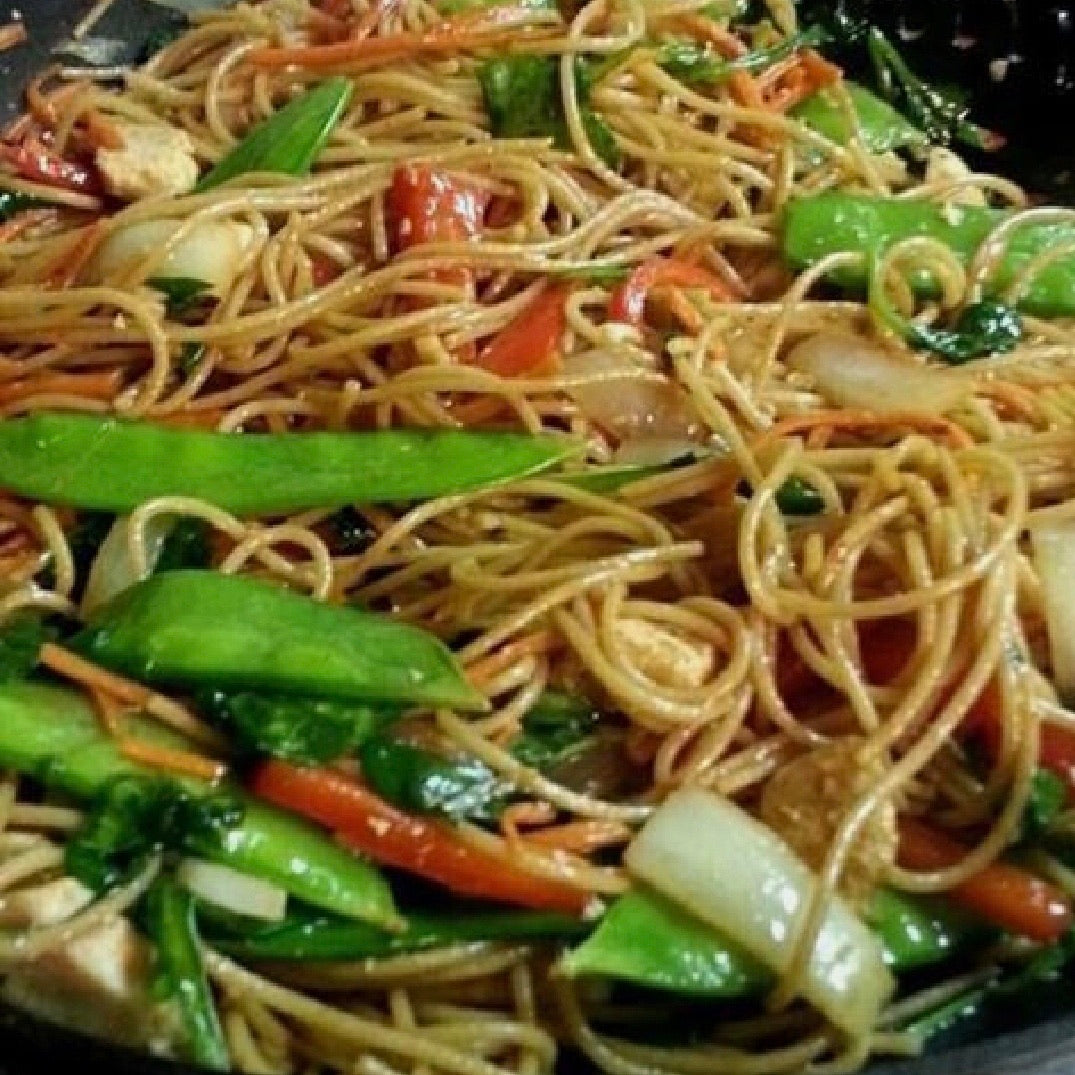 Teriyaki Chicken Lo Mein