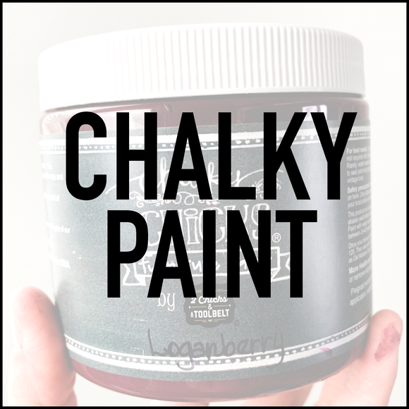 Chalky Chicks Paint