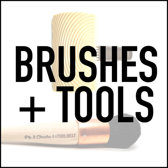 Brushes + Tools