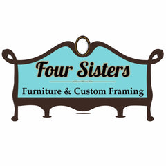 four sisters retail partner 2 chicks and a Toolbelt chalky chicks furniture paint