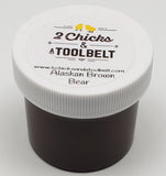 2 Chicks and a Toolbelt Chalky Chicks Furniture Paint Alaskan Brown Bear