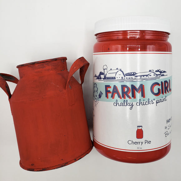 Cherry Pie Chalky Paint (2 Sizes)