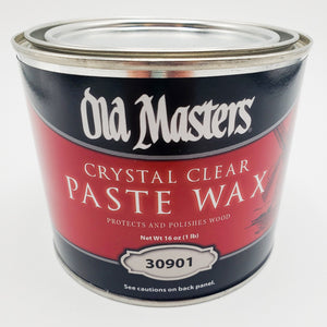Clear Wax, 16 oz