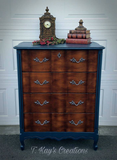 2 Chicks and a Toolbelt Chalky Chicks Furniture Paint Chalk Paint Denali