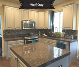 Wolf Grey Chalky Paint (2 Sizes)