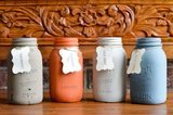 Pumpkin Pie Chalky Paint (2 Sizes)