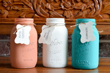 Powdered Snow Chalky Paint (2 Sizes)