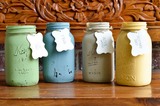 Olive Wood Chalky Paint (2 Sizes)
