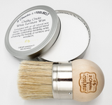 Tinted Wax + Fat Wax Brush Bundle (3 colors)
