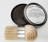 Chalky Chicks Black Brown White Furniture Wax