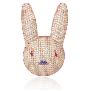 BAD BUNNY DIAMOND CHAIN