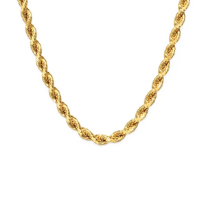 3MM CLASSIC ROPE CHAIN