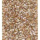Caspari Wide Rose Gold Glitter Ribbon - 5 Yard Spool