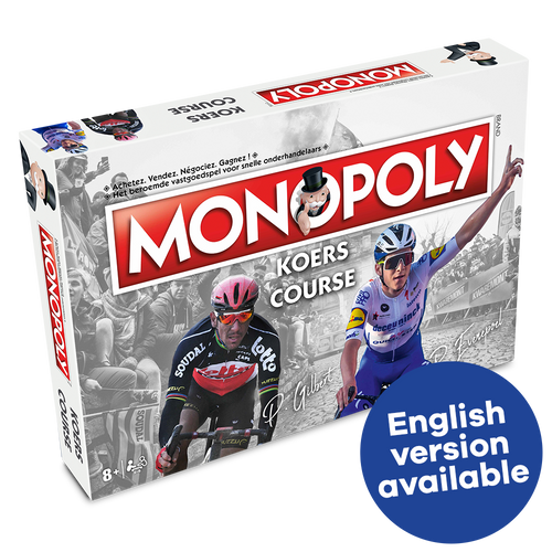 Monopoly Koers (levering in november 2020)