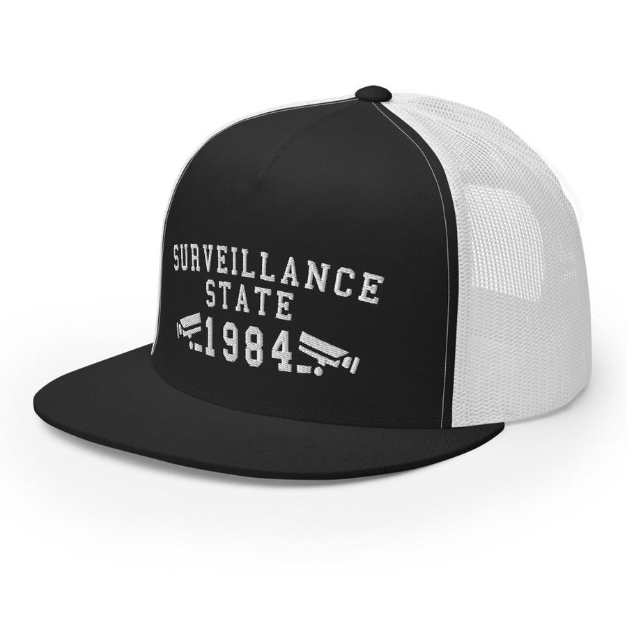 SURVEILLANCE STATE - high trucker hat