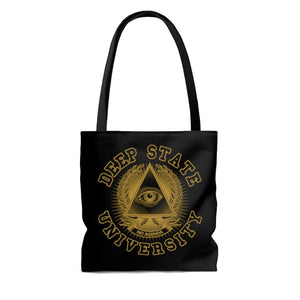 DEEP STATE UNIVERSITY - G - tote bag