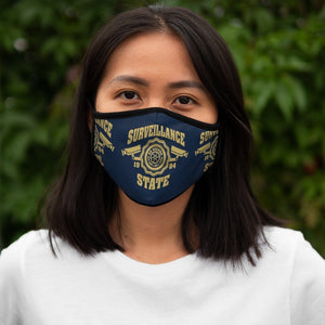 SURVEILLANCE STATE - NT - fitted face mask