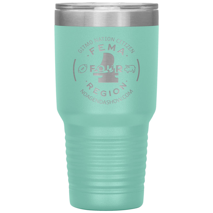 FEMA REGION FOUR - 30 oz tumbler