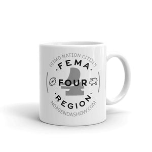 FEMA REGION FOUR - mug