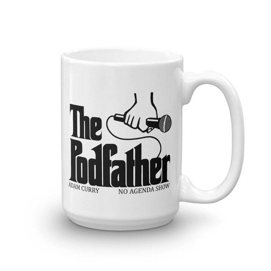 PODFATHER ADAM CURRY - mug