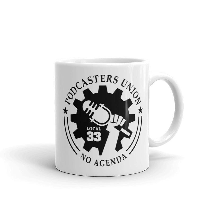 PODCASTERS UNION LOCAL - mug