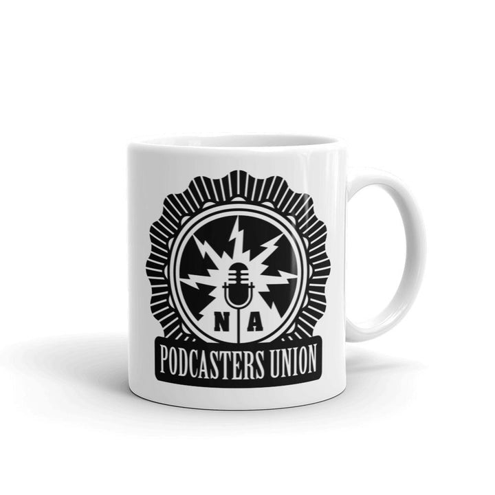 PODCASTERS UNION - mug