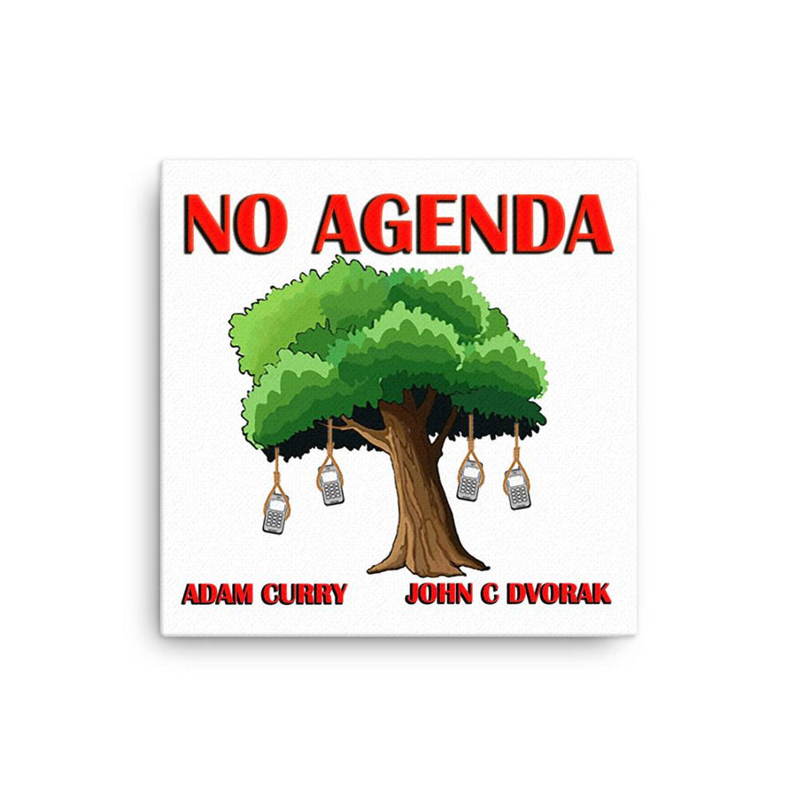 NO AGENDA 1275 - canvas cover art