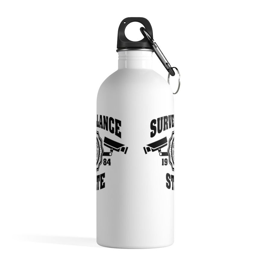 SURVEILLANCE STATE - 14 oz water bottle