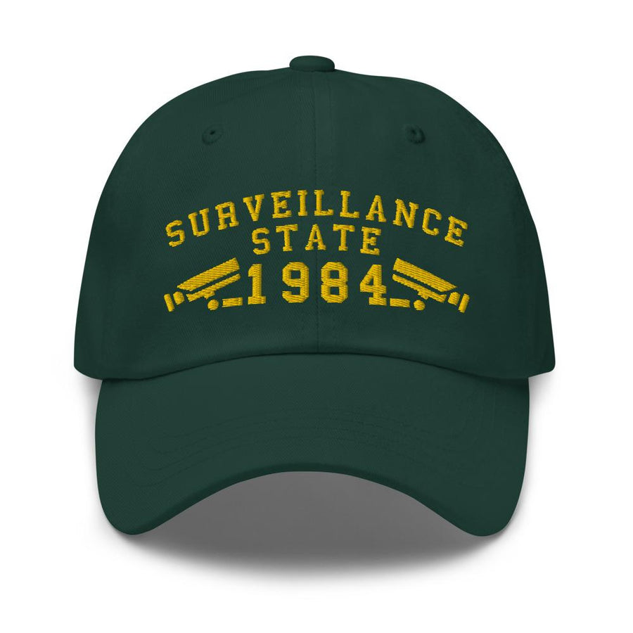 SURVEILLANCE STATE - dad hat