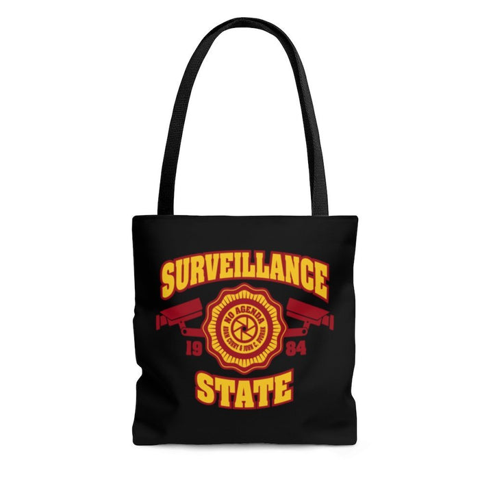 SURVEILLANCE STATE - tote bag