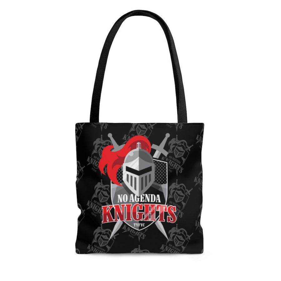NO AGENDA KNIGHTS - B- tote bag