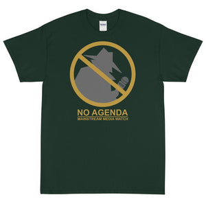 MAINSTREAM MEDIA WATCH - rugged tee