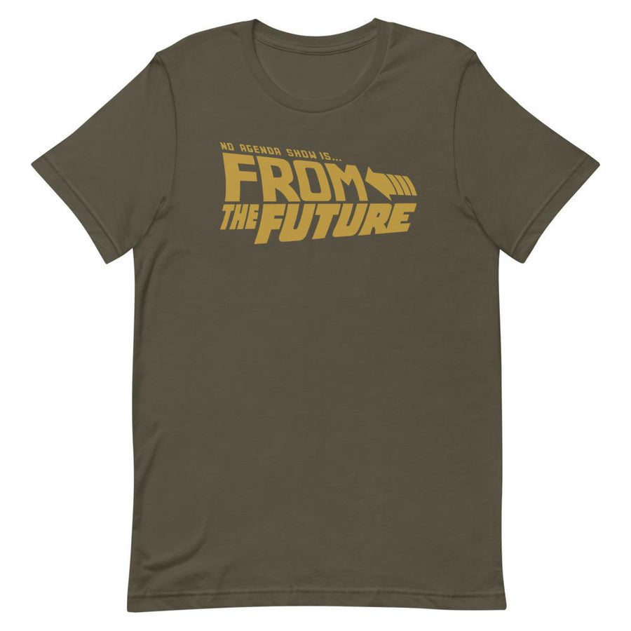 FROM THE FUTURE - tee shirt