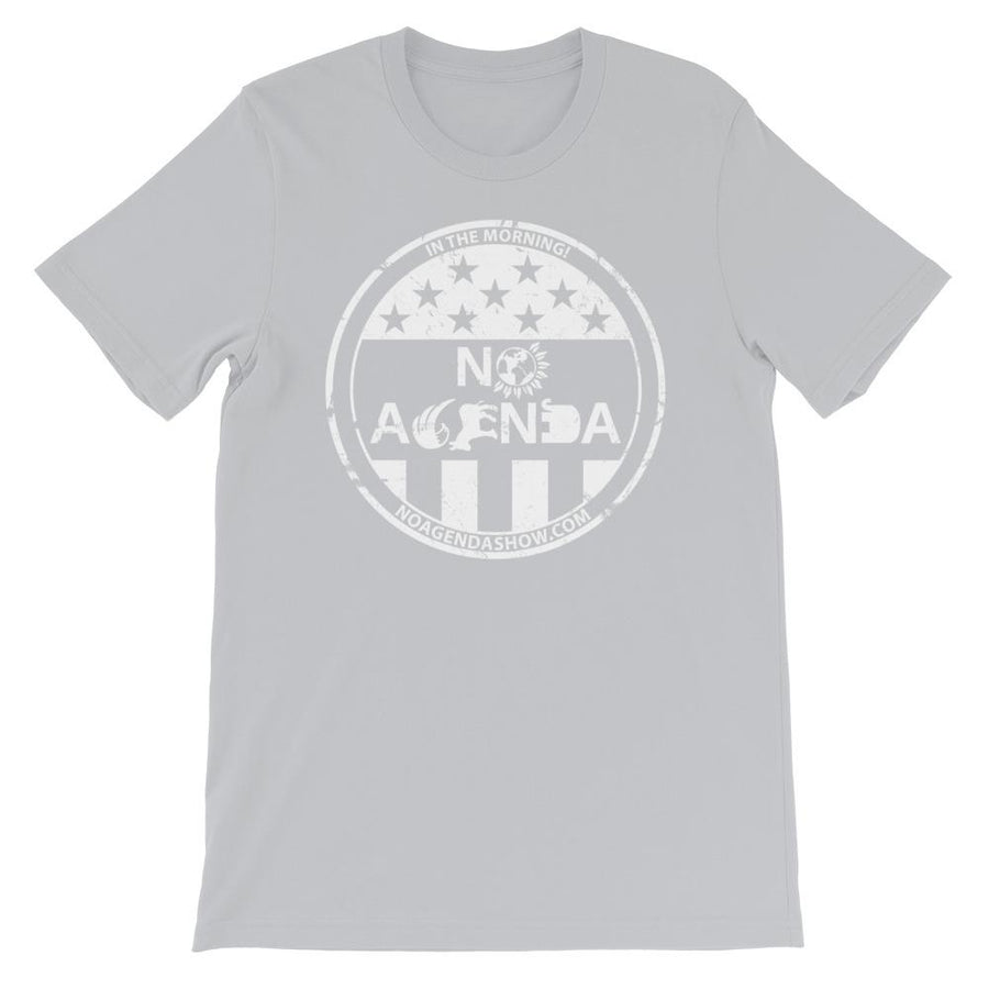NO AGENDA PARTY TIME - tee shirt