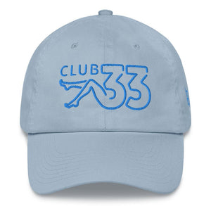 NO AGENDA CLUB 33 - dad hat