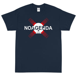 HEAR NO AGENDA - rugged tee