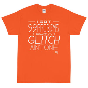 GLITCH PROBLEMS - rugged tee