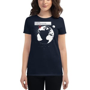 BEST PODCAST IN THE UNIVERSE - womens tee