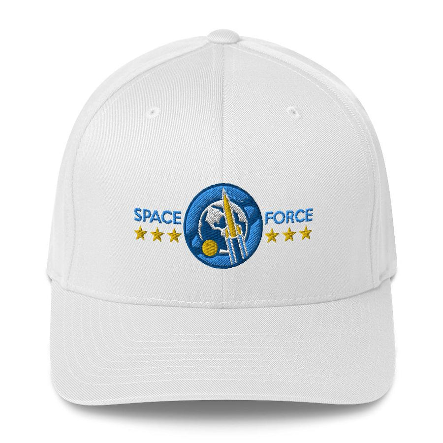 SPACE FORCE - fitted hat