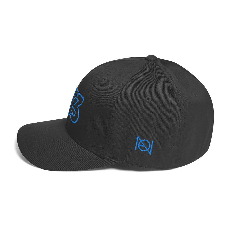 NO AGENDA CLUB 33 - fitted hat