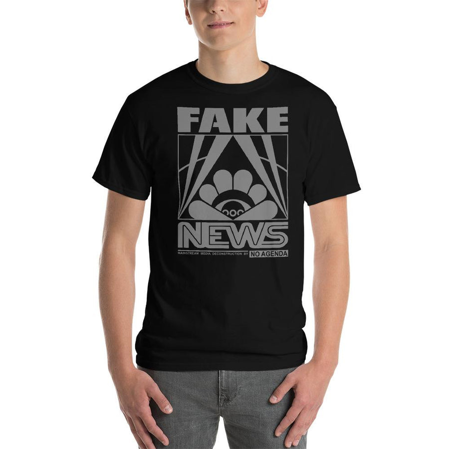 FAKE NEWS - rugged tee